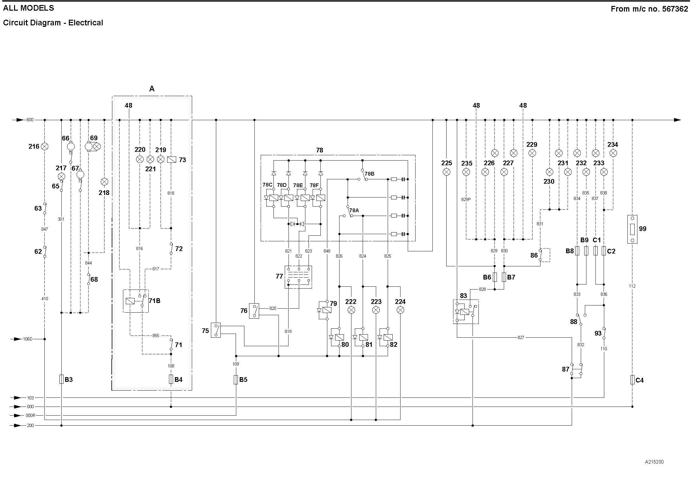 Jcb Wiring Diagrams on