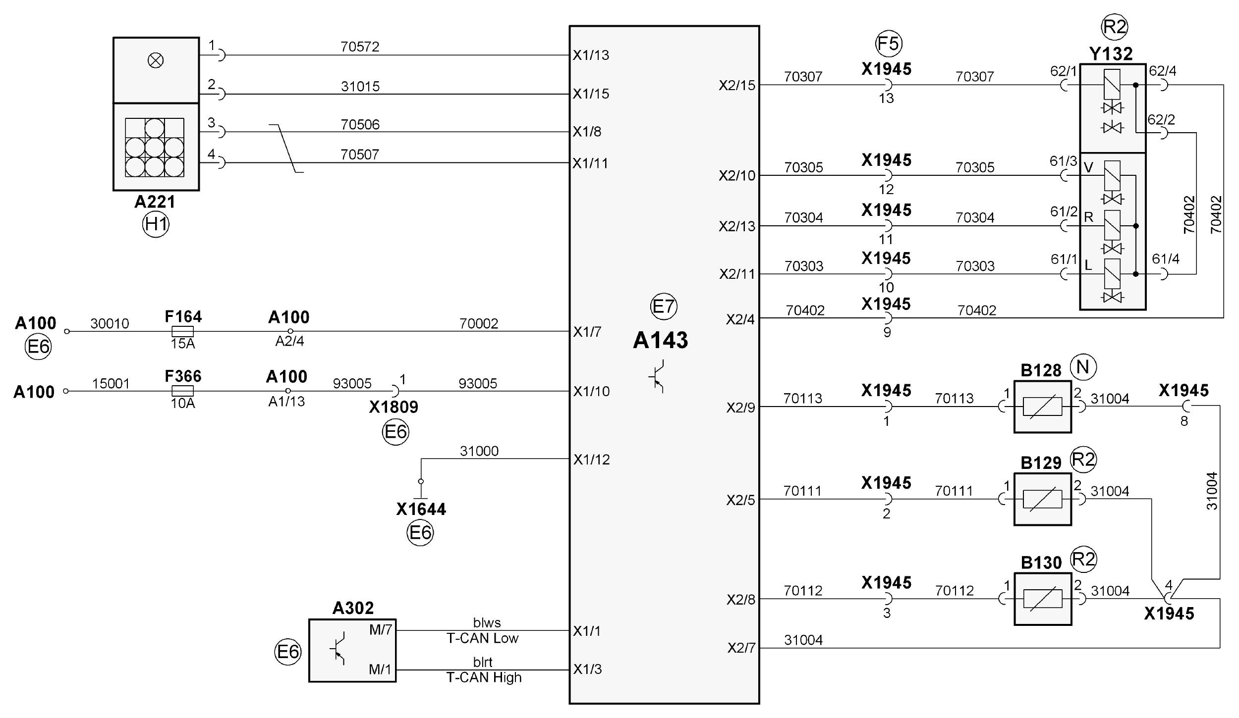 cummins isb 350 электрическая схема