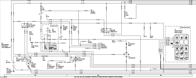 319E and 323E Compact Track Loader John Deere - Автозапчасти и