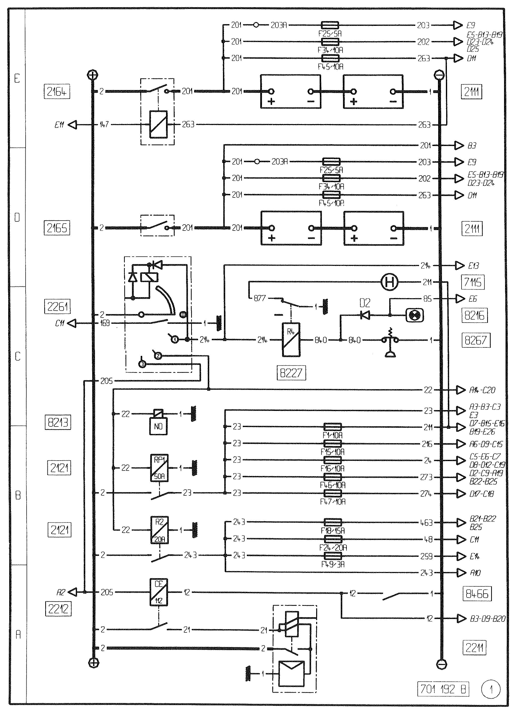 Схема электрооборудования рено премиум