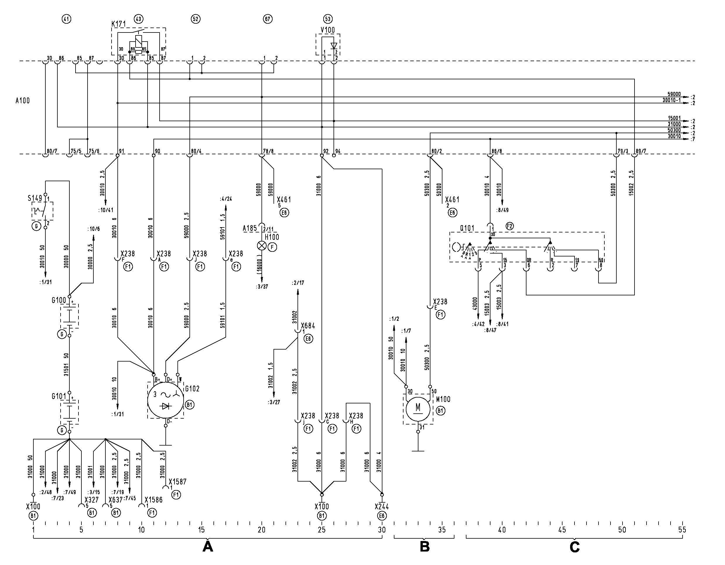 Схема для вышивки пионы и бабочки