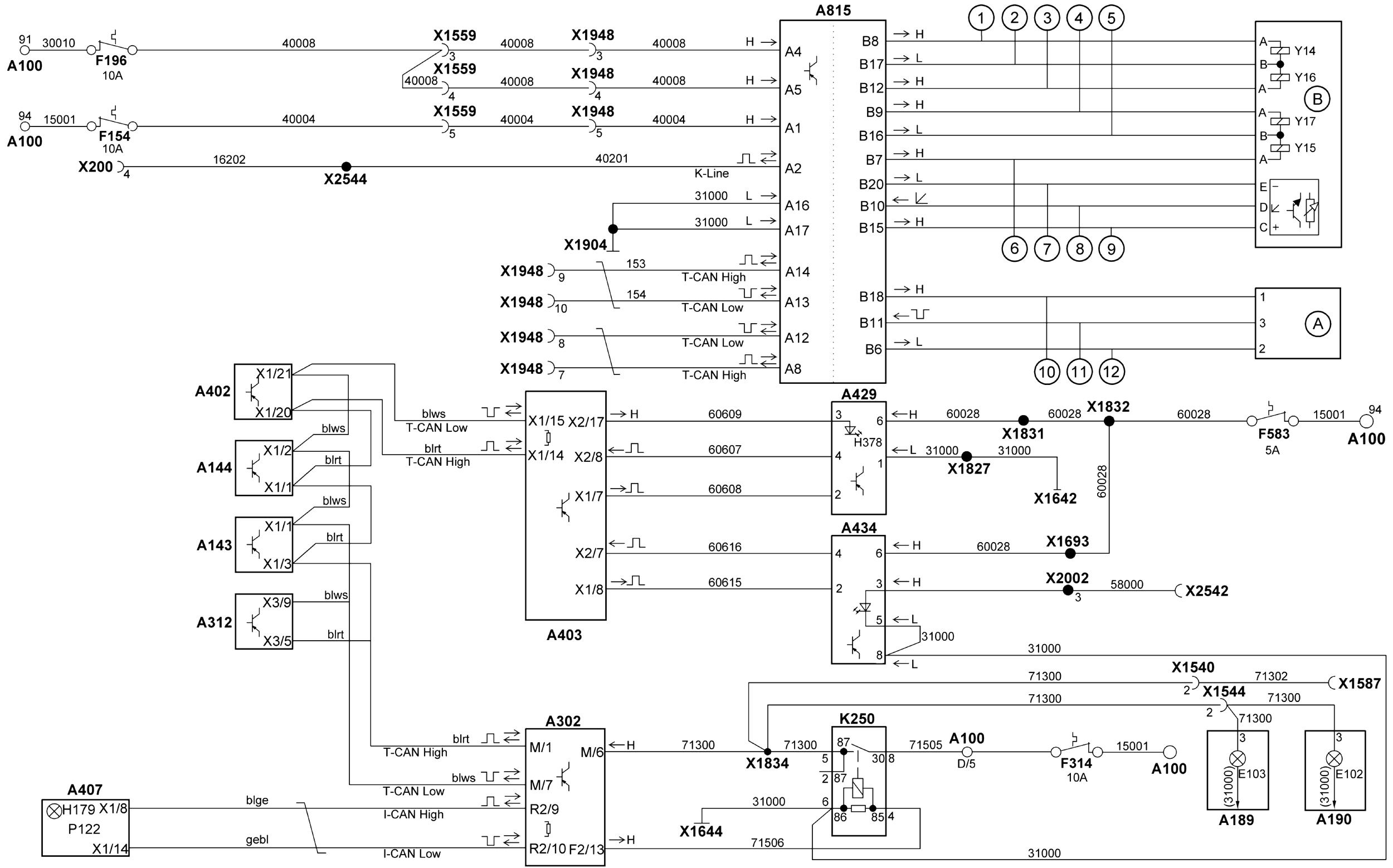 jcb 3cx 4ws sm электрическая схема