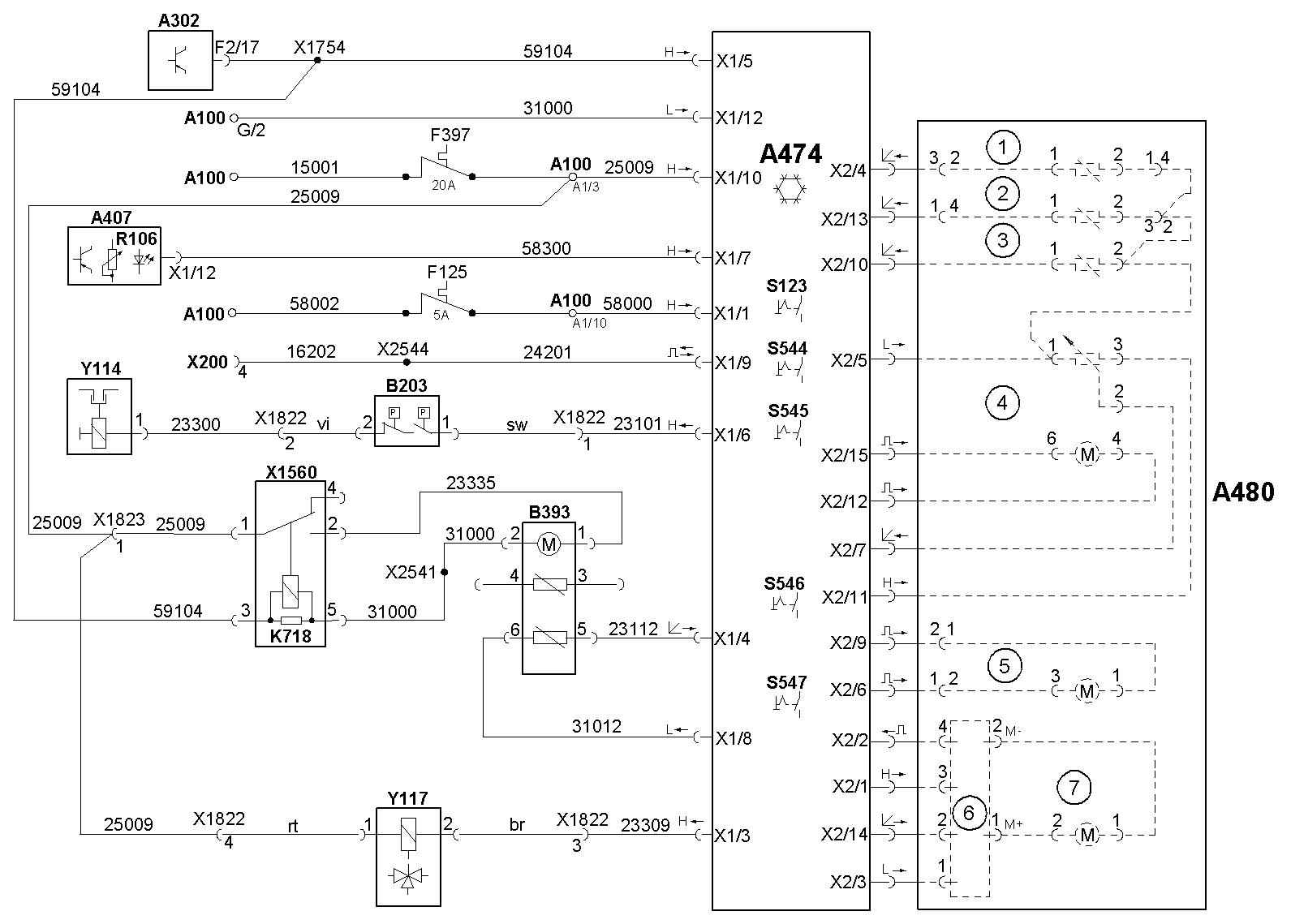 насос подачи мерседес устройство adblue схема атего