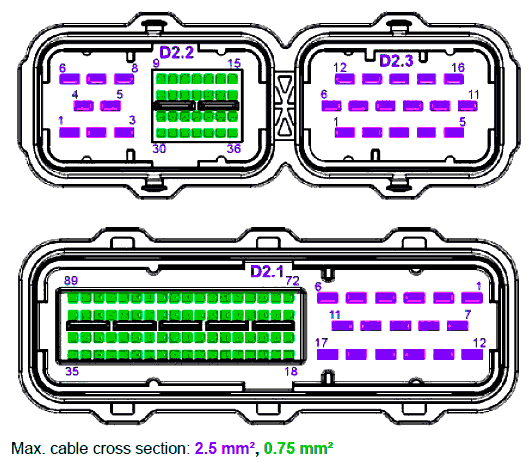 Pcb Dimensions Th further Mazda Xedos Engine Diagram together with Ghia Fuses Dpi together with Electrical Wiring Diagram Of Dodge Challenger as well . on automotive wiring diagrams