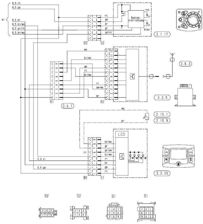 Схема eberspacher d4ws