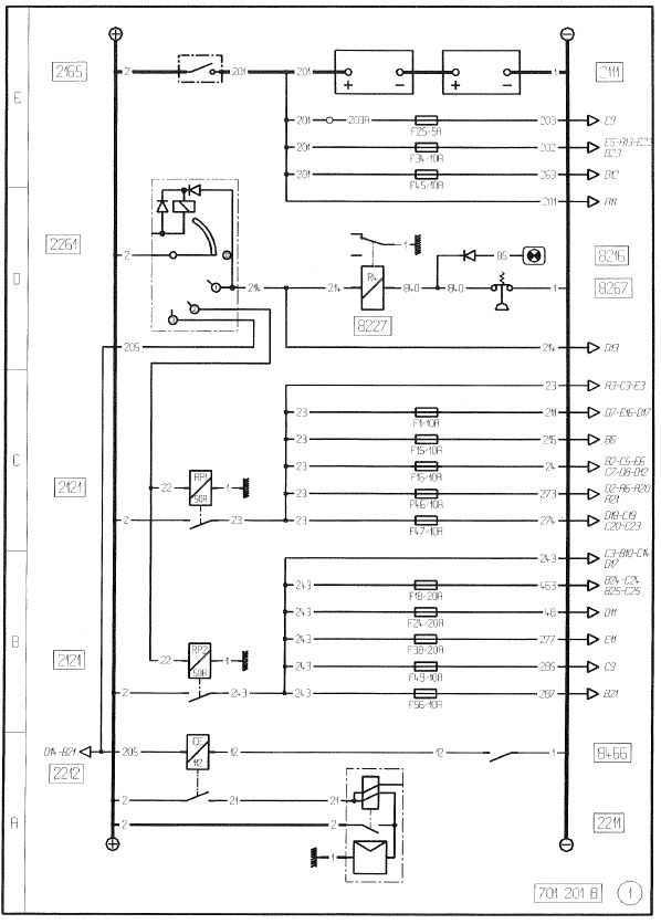 Схема рено премиум 400