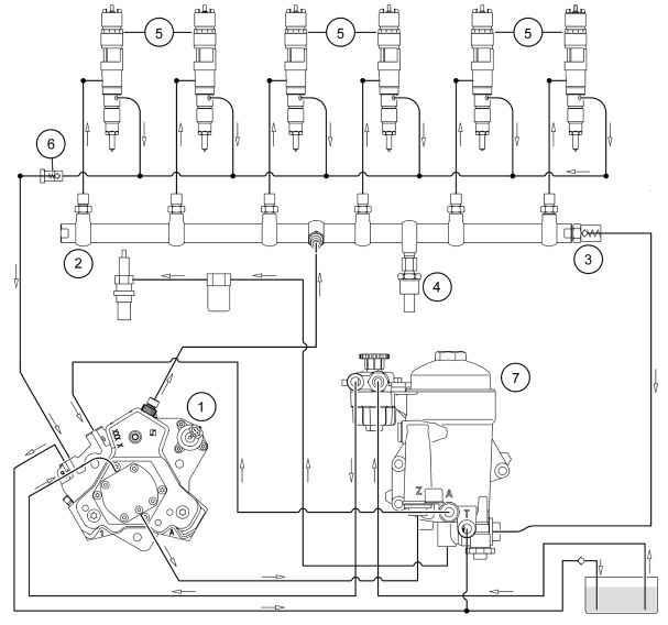 7 Система подготовки топлива