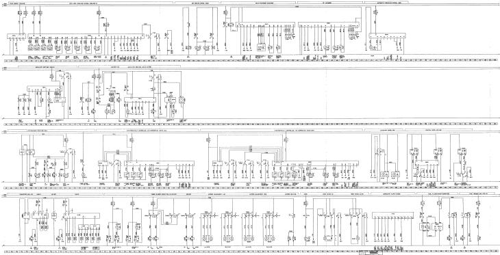 Xf Falcon Alternator Wiring Diagram : Daf ebs wiring diagram sierramichelsslettvet