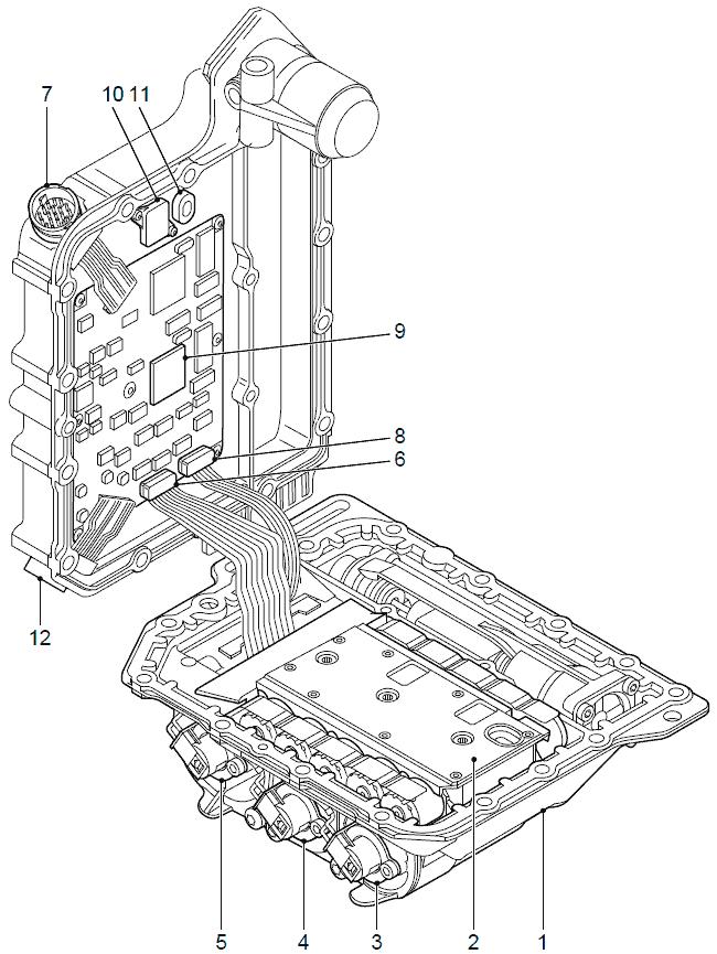 As Tronic Daf Xf105