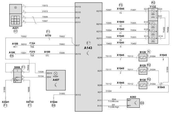 Electrical Wiring Diagrams For Man Tga : Man tga ffr wiring diagram and schematic