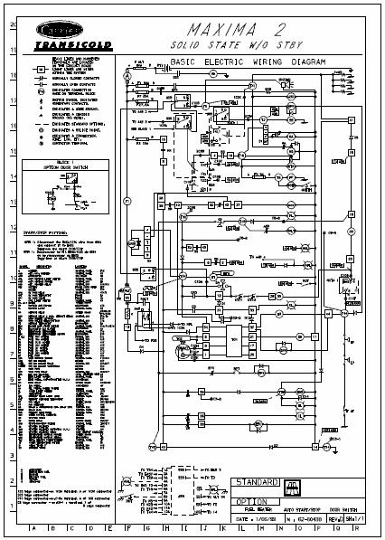 Карриер максима 1300 схема