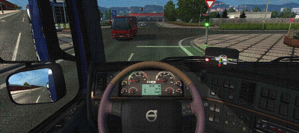 MID 144 VECU Volvo Truck