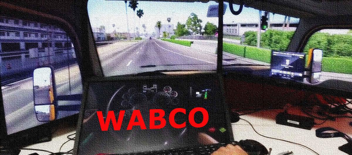 Система Vario Compact ABS -VCS II WABCO - Автозапчасти и автоХитрости